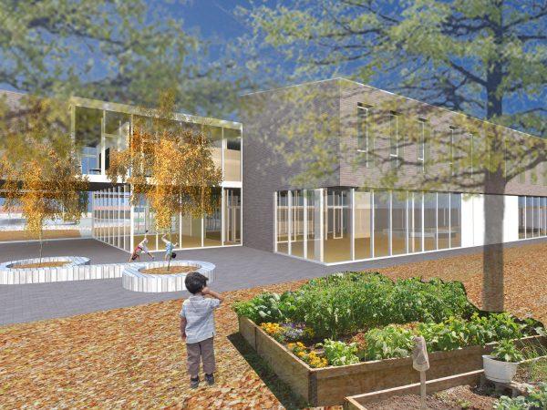 <span>Ecole de Vinalmont (concours – en cours de décision du MO)</span><i>→</i>