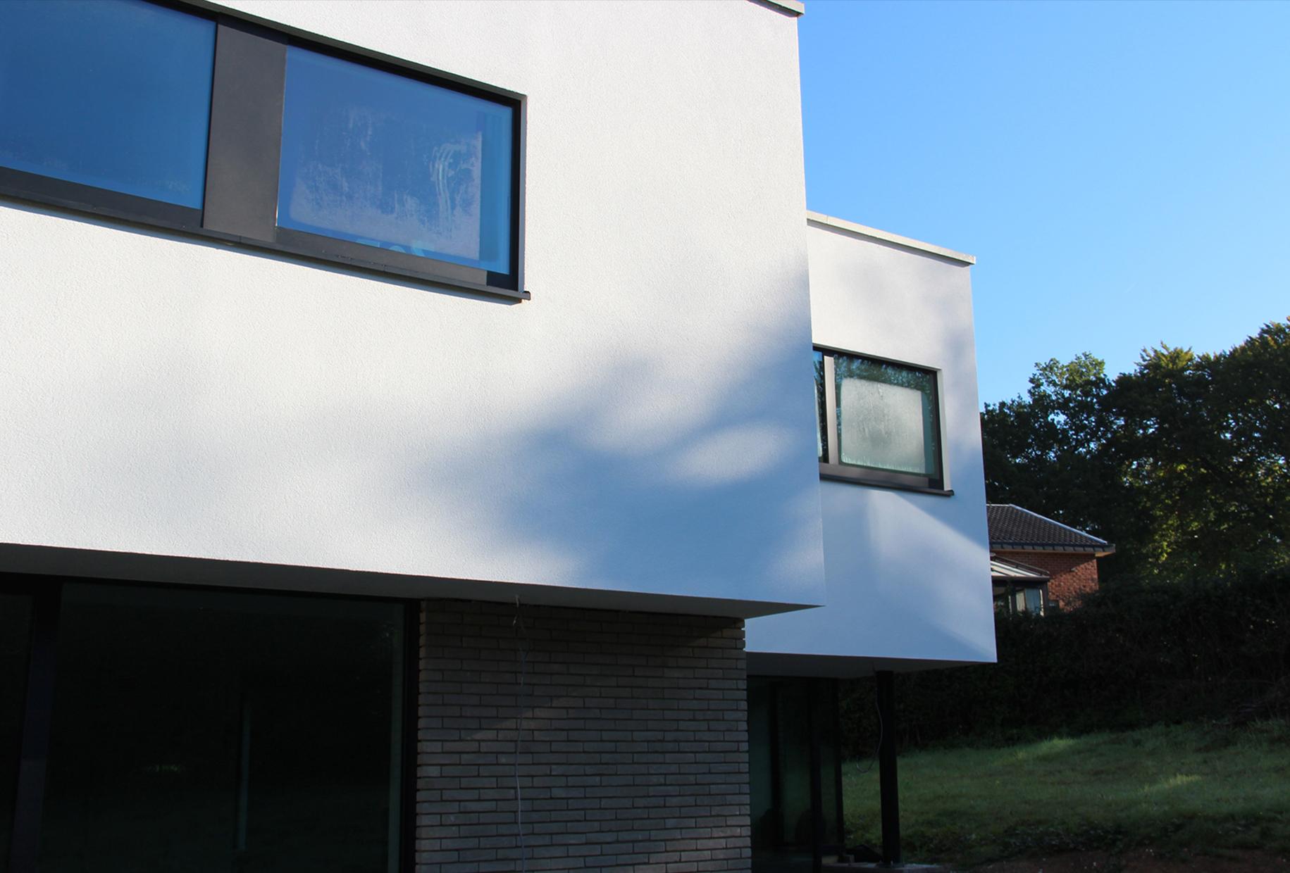 Habitation unifamiliale basse énergie